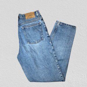 Vintage Eddie Bauer Mom Jeans Size 10